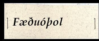 Fæðuóþolf